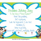 Problem Solving Sorting and Activity Pack