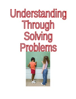 Problem Solving- Aligned Common Core