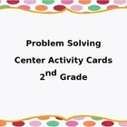 Problem Solving Center Task Cards