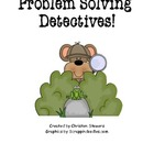 Problem Solving Detectives