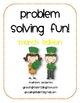 Problem Solving Fun! March Edition