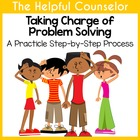 Problem Solving - Life Skills Elementary & Secondary Unit Bundle
