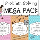 Problem Solving MEGA PACK (addition/subtraction/money/length)
