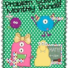 Problem Solving Monthly Bundle