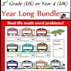 Problem Solving Path - Grade 3/ Year 4 - A Year Long Plan