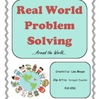 Problem-Solving Plan; All Operations with Word Problems