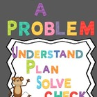 Problem Solving Poster For Students