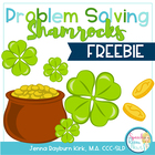 Problem Solving Shamrocks FREEBIE