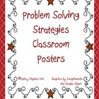 Problem Solving Strategies Classroom Posters
