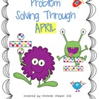 Problem Solving Through April