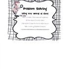 Problem Solving Using Key Words