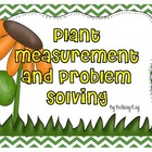Problem Solving and Measurement With The Tiny Seed By Eric Carle