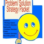 Problem and Solution Strategy Lesson Packet
