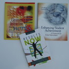 Professional Development 3 Books Results Now, Classroom In