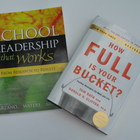 Professional Development How Full is Your Bucket and Leadership