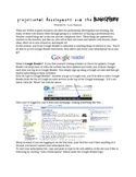 Professional Development:  How to Use Google Reader
