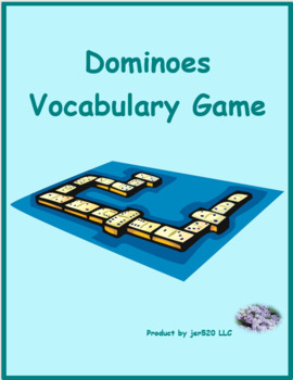 Professions in Spanish Dominoes