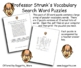 Professor Strunk&#039;s Word Puzzle Pack