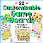 Programmable Game Boards, with Suggestions for Your Gr.2-3