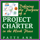 Project Charter 4 Graphic Arts Students (PPT)