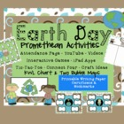 Promethean Earth Day Unit - Interactive Activities, Videos