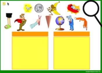 Promethean: Sorting Long- and Short-Vowel Sounds