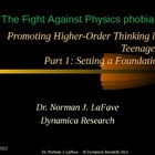 Promoting Higher-Order Thinking in Teenagers 1