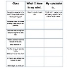 Prompts for Drawing Conclusions 