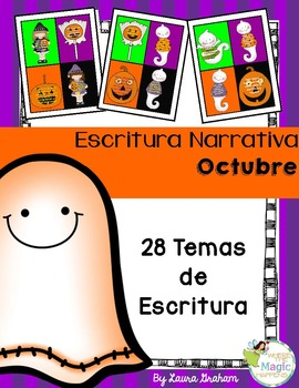 Prompts in Spanish for October