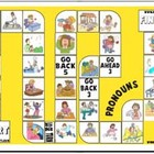 Pronoun Board Game
