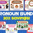 Pronoun Holiday Bundle
