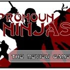 Pronoun Ninjas - Fun Test Prep Review Game