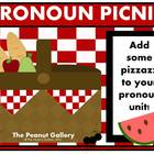 Pronoun Picnic (Personal, Possessive and Reflexive Pronouns)