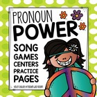 Pronoun Power: Activities, Centers &amp; More