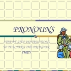 Pronoun - they