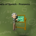 Pronouns - Parts of Speech Powerpoint