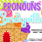 Pronouns in Candyland