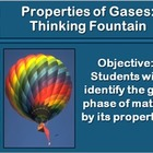 Properties of Gases: Thinking Fountain