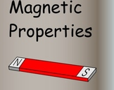 Properties of Magnets - Smartboard Lesson