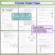 Protein Synthesis / Translation Homework Assignment / Study Guide