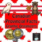 Provincial Facts Graphic Organizer/Poster