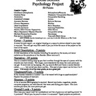 Psychology Mental Disorder Project
