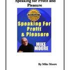Public Speaking for Profit and Pleasure