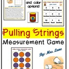 Pulling Strings! A Measurement Game (Great Whole-Class Activity!)