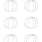 Pumpkin Art Creativity Exercise
