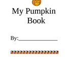 Pumpkin Book Activity