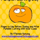 Pumpkin Carving Day Activity Packet