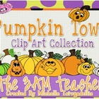 Pumpkin Clip Art Collection