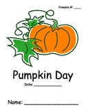 Pumpkin Day Activity Pack