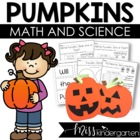 Pumpkin Graphs n&#039; Glyph